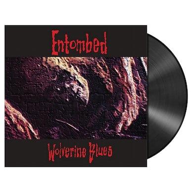 ENTOMBED - 'Wolverine Blues' LP (Vinyl)