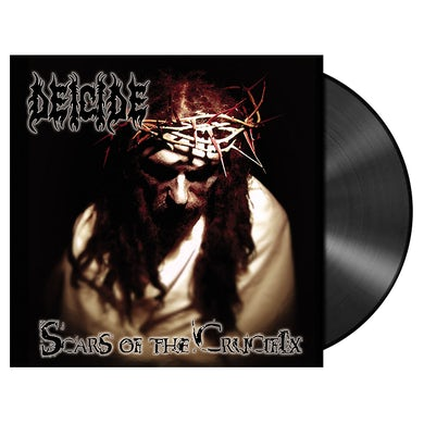 DEICIDE - 'Scars Of The Crucifix' LP (Vinyl)