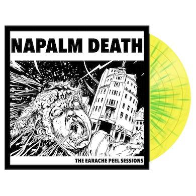 NAPALM DEATH - 'The Earache Peel Sessions' LP (Vinyl)