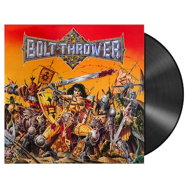 BOLT THROWER - 'War Master' LP (Vinyl)