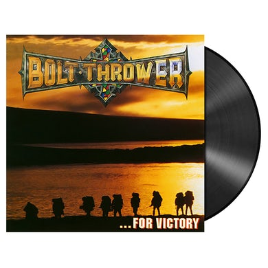BOLT THROWER - 'For Victory' LP (Vinyl)
