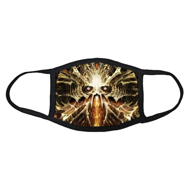 PSYCROPTIC - 'Ob(Servant)' Face Mask