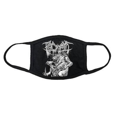 PSYCROPTIC - 'Tasmanian Devil' Face Mask