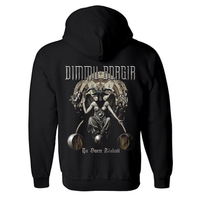 DIMMU BORGIR - 'Goat' Pullover Hoodie
