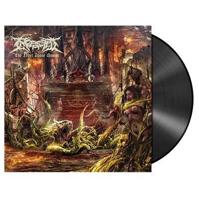 INGESTED - 'The Level Above Human' LP (Vinyl)