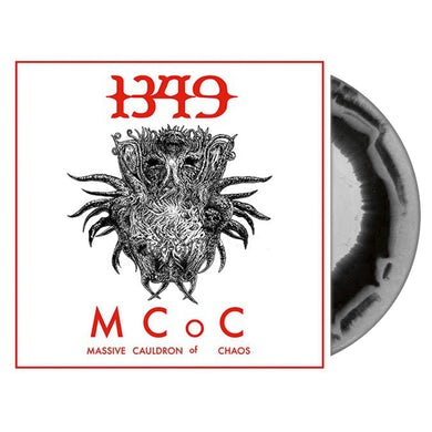 1349 - 'Massive Cauldron Of Chaos' LP (Vinyl)