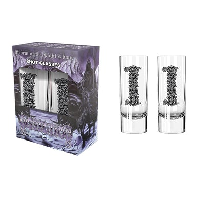 DISSECTION - 'Storm Of The Light's Bane' Shot Glasses