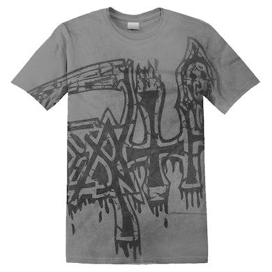 DEATH - 'Large Logo' T-Shirt