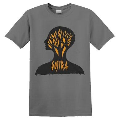 GOJIRA - 'Headcase' T-Shirt