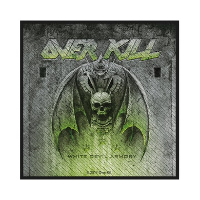 OVERKILL - 'White Devil Armory' Patch
