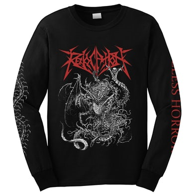 REVOCATION - 'Ageless Horror' Long Sleeve