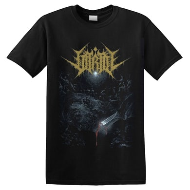 VITRIOL - 'To Bathe From The Throat Of Cowardice' T-Shirt