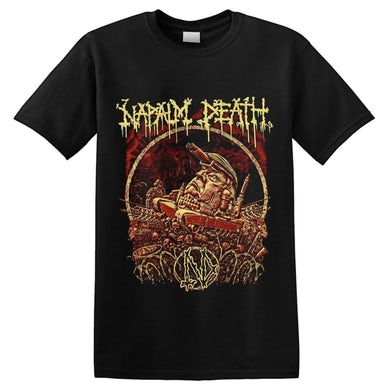 NAPALM DEATH - 'Trump Death Corporation' T-Shirt