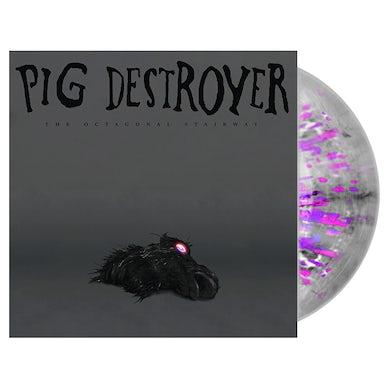 PIG DESTROYER - 'The Octagonal Stairway' Splatter LP (Vinyl)