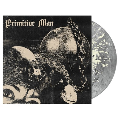PRIMITIVE MAN - 'Caustic' 2xLP (Vinyl)