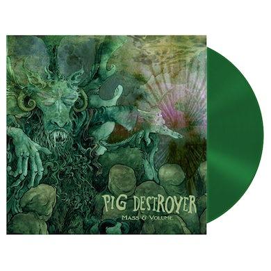 PIG DESTROYER - 'Mass & Volume' LP (Vinyl)