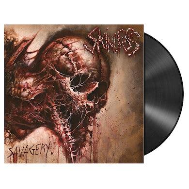 SKINLESS - 'Savagery' LP (Vinyl)