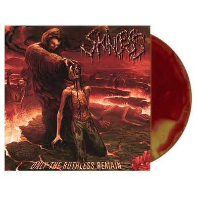SKINLESS - 'Only The Ruthless Remain' LP (Vinyl)
