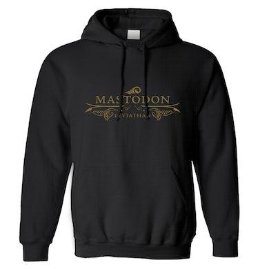 MASTODON - 'Gold Logo' Pullover Hoodie