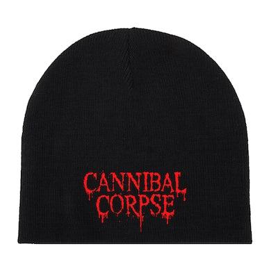 CANNIBAL CORPSE - 'Logo' Skullcap Beanie