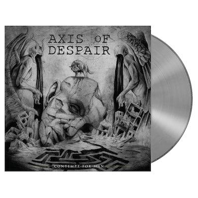 AXIS OF DESPAIR - 'Contempt For Man' LP (Vinyl)