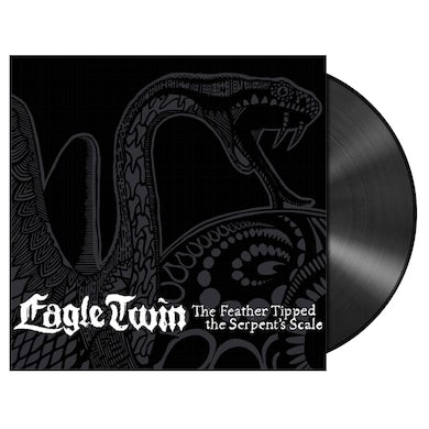 'The Feather Tipped The Serpent's Scale' LP (Vinyl)