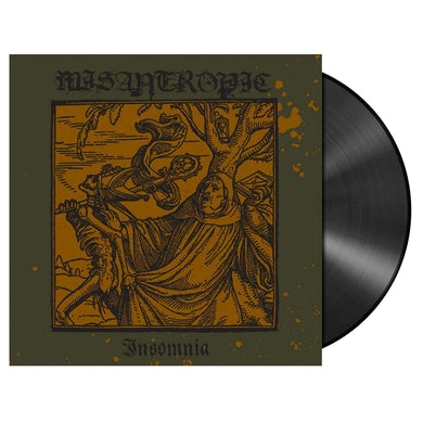 MISANTROPIC - 'Insomnia' LP (Vinyl)