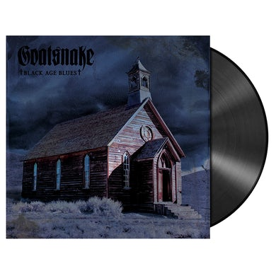 GOATSNAKE - 'Black Age Blues' LP (Vinyl)