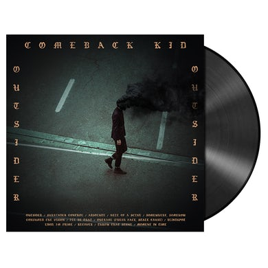 COMEBACK KID - 'Outsider' LP (Vinyl)