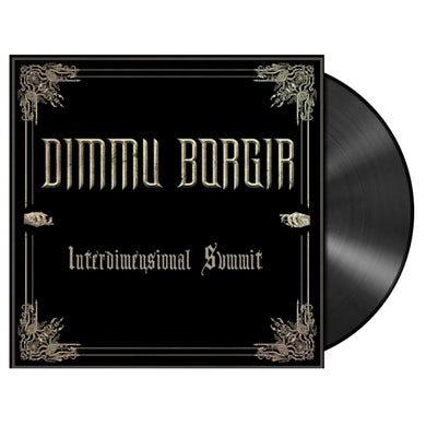 DIMMU BORGIR - 'Interdimensional Summit' EP (Vinyl)