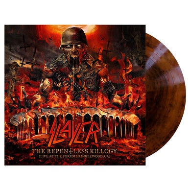 SLAYER - 'The Repentless Killogy (Live At The Forum In Inglewood, CA)' 2xLP (Vinyl)