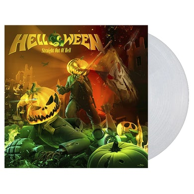 HELLOWEEN - 'Straight Out Of Hell' 2xLP (Vinyl)