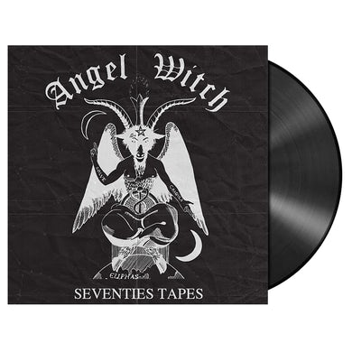 ANGEL WITCH - 'Seventies Tapes' LP (Vinyl)