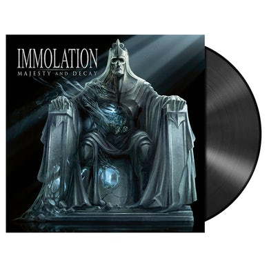 IMMOLATION - 'Majesty And Decay' LP (Vinyl)