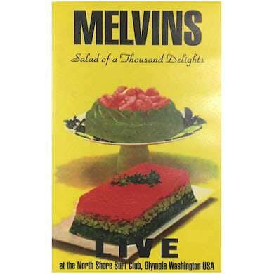 MELVINS - 'Salad Of A Thousand Delights' DVD