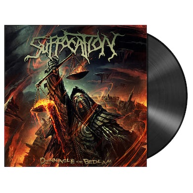 SUFFOCATION - 'Pinnacle Of Bedlam' LP (Vinyl)