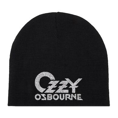 OZZY OSBOURNE - 'Logo' Beanie