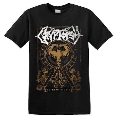 CRYPTOPSY - 'Extreme Music' T-Shirt