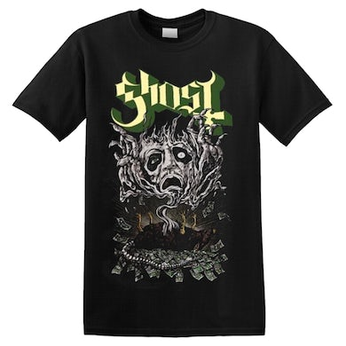 GHOST - 'Rat Afterlife' T-Shirt