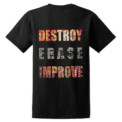 MESHUGGAH - 'Destroy Erase Improve' T-Shirt