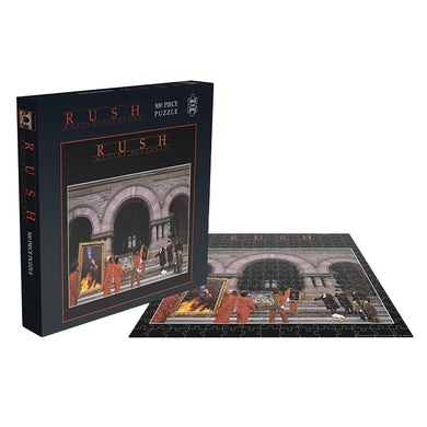 RUSH - 'Moving Pictures' Puzzle
