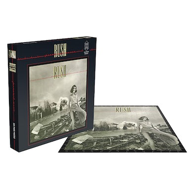 RUSH - 'Permanent Waves' Puzzle