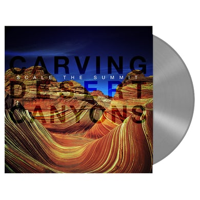 'Carving Desert Canyons' LP (Vinyl)