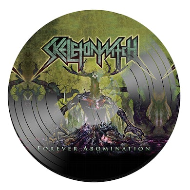 SKELETONWITCH - 'Forever Abomination' LP Picture Disc (Vinyl)