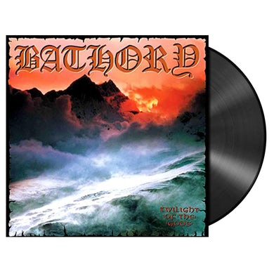 BATHORY - 'Twilight Of The Gods' 2LP (Vinyl)