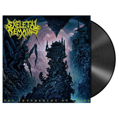 SKELETAL REMAINS - 'The Entombment Of Chaos' LP+CD