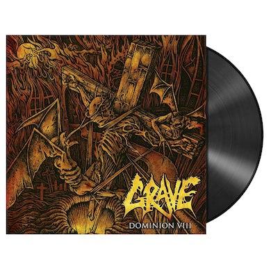 GRAVE - 'Dominion VIII' LP (Vinyl)