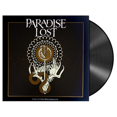 PARADISE LOST - 'Live At The Roundhouse' 2xLP (Vinyl)