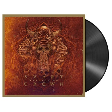 SVART CROWN - 'Abreaction' LP (Vinyl)