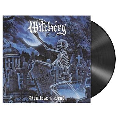 WITCHERY - 'Restless & Dead' LP (Vinyl)